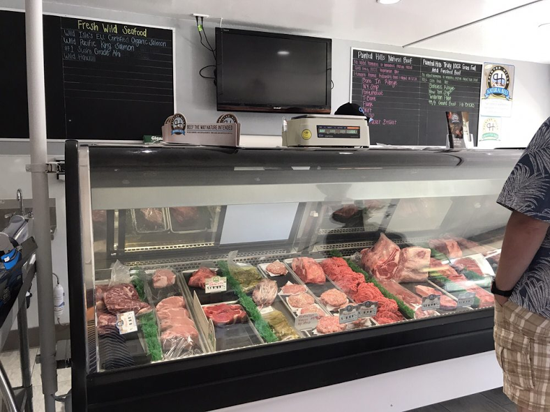 Saratoga Meat & Fish Shop
