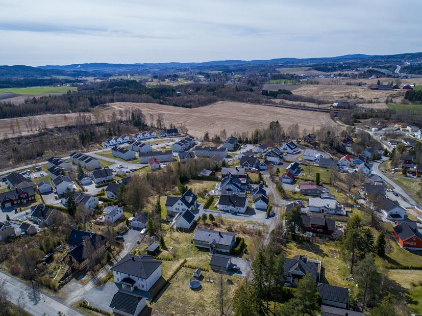LINDEBERG, SØRUM   Enebolig. Leveres i 2018