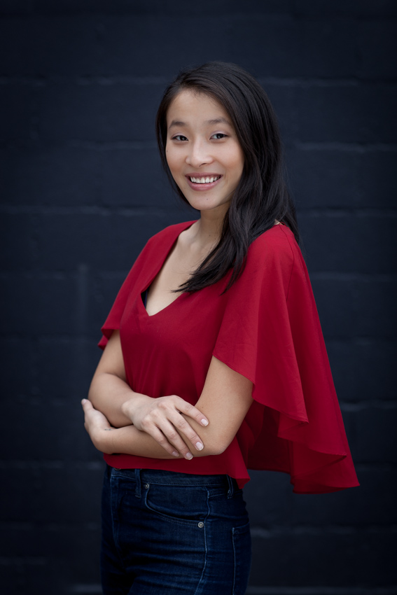 Nadya Okamoto - Founder & Executive Director of PERIOD. The Menstrual Movement.