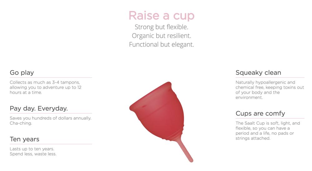 cup details