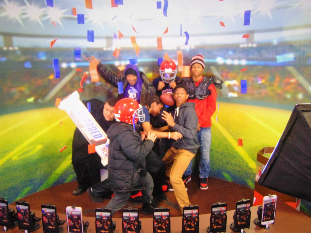 New Lens Urban Mentoring Society Super Bowl Experience #NewLensSociety 3.JPG