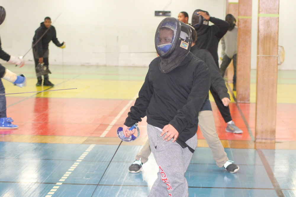 New Lens Urban Mentoring Society with Minnesota Swords Club Fencing #NewLensSociety 12.JPG