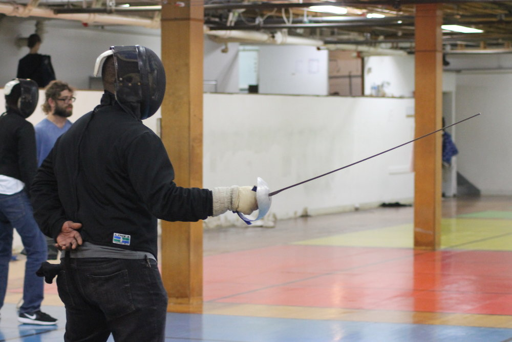New Lens Urban Mentoring Society with Minnesota Swords Club Fencing #NewLensSociety 111.JPG