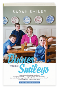 Dinner with the Smileys (Paperback Edition)