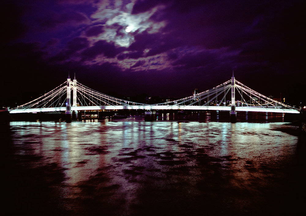Albert Bridge - London