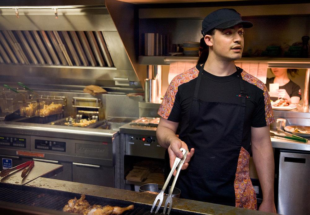 Chef - Nandos