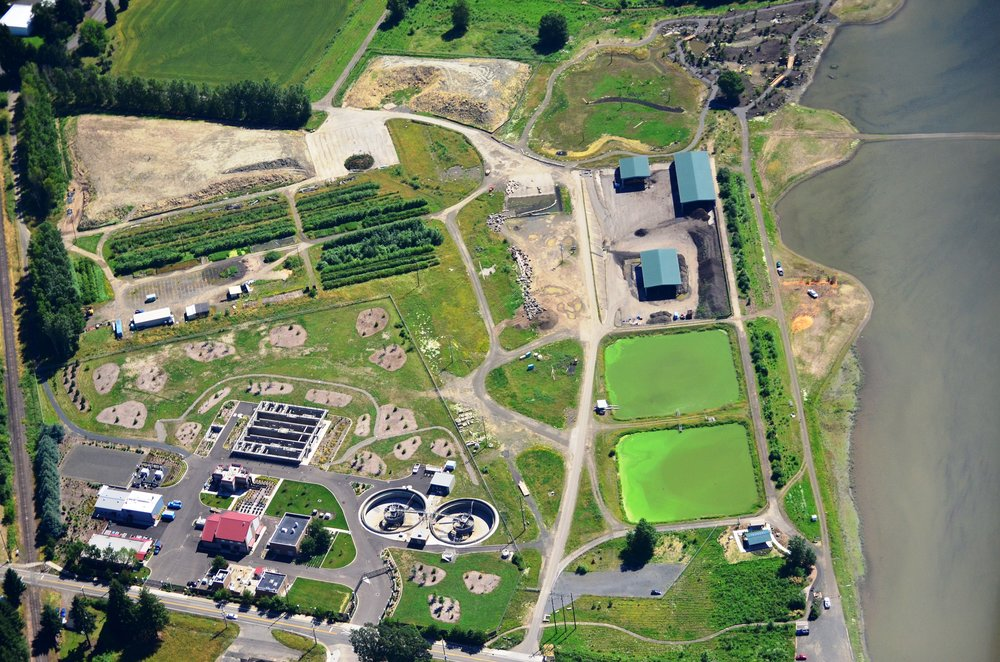 Forest Grove Treatment Plant and Fernhill