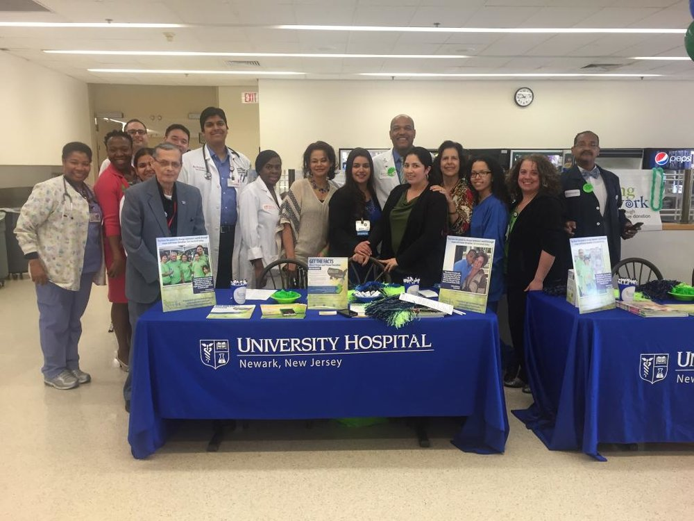 Organ Donor Advocacy at University Hospital