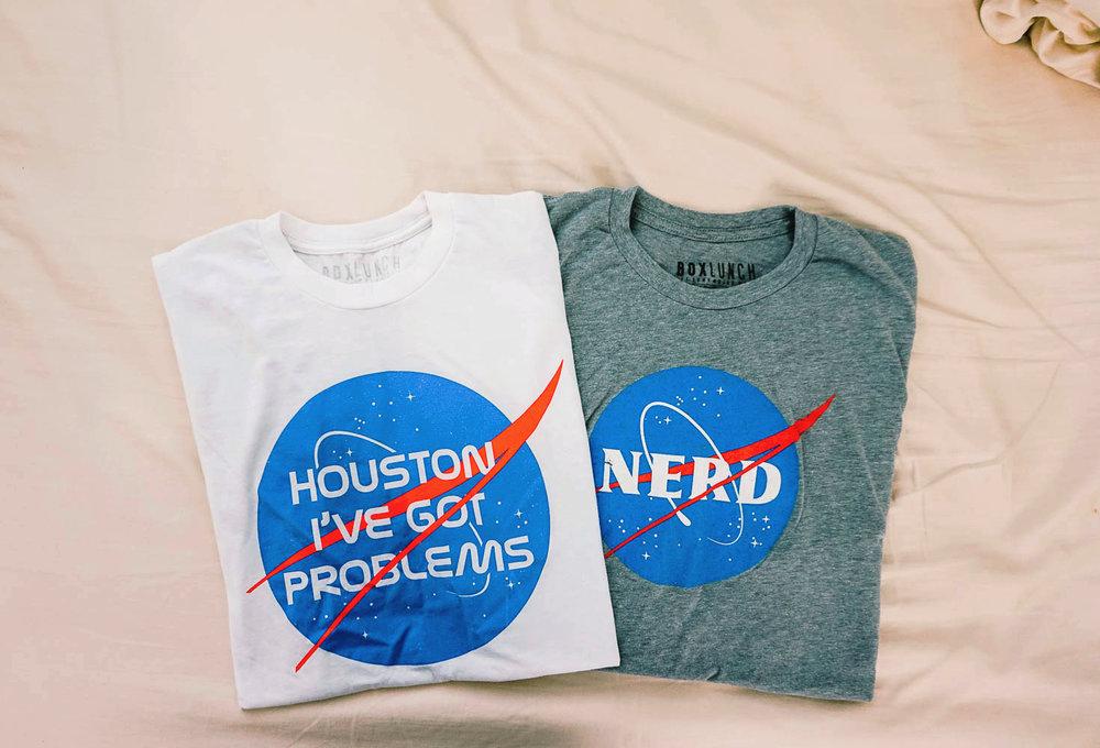 Not Nasa T-Shirts