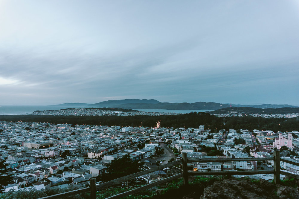 San Francisco Vantage Point