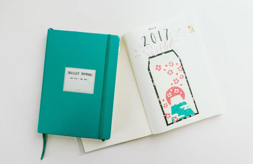 Bullet Journal Intro
