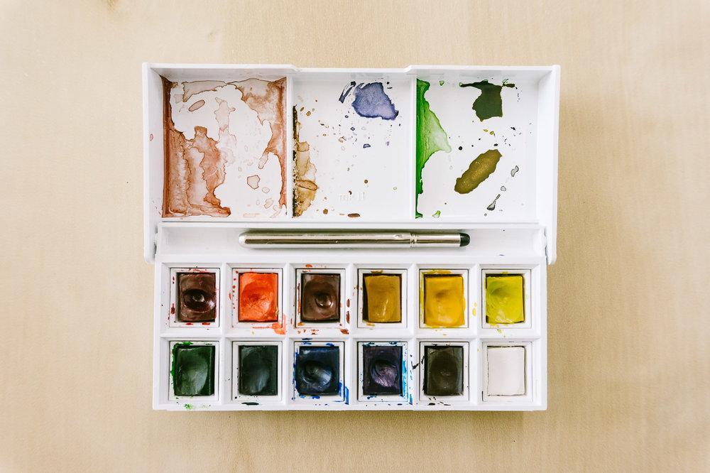 review winsor newton cotman watercolor anhthology