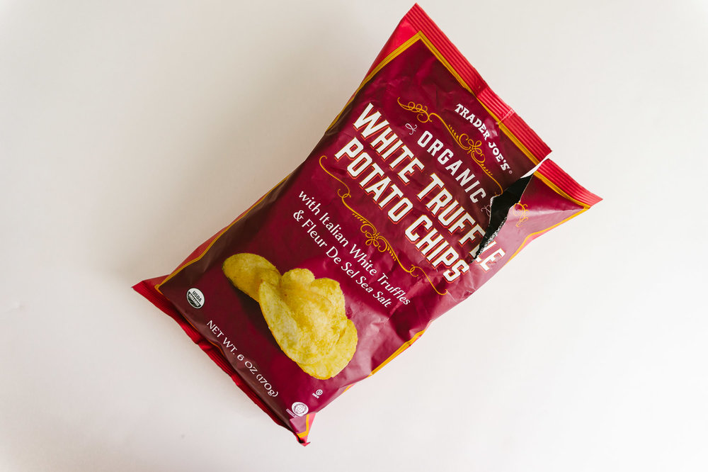 Trader Joe's Truffle Chips