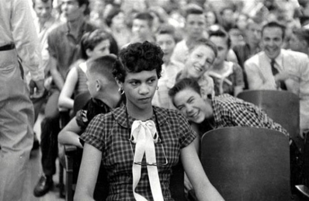 The Recent Past: Dorothy Counts - Dorothy Counts took on a task no kid should have to endure when she became one of the first black students to enroll at an all-white school, in Charlotte, North Carolina in 1956. And now? She's on Facebook.