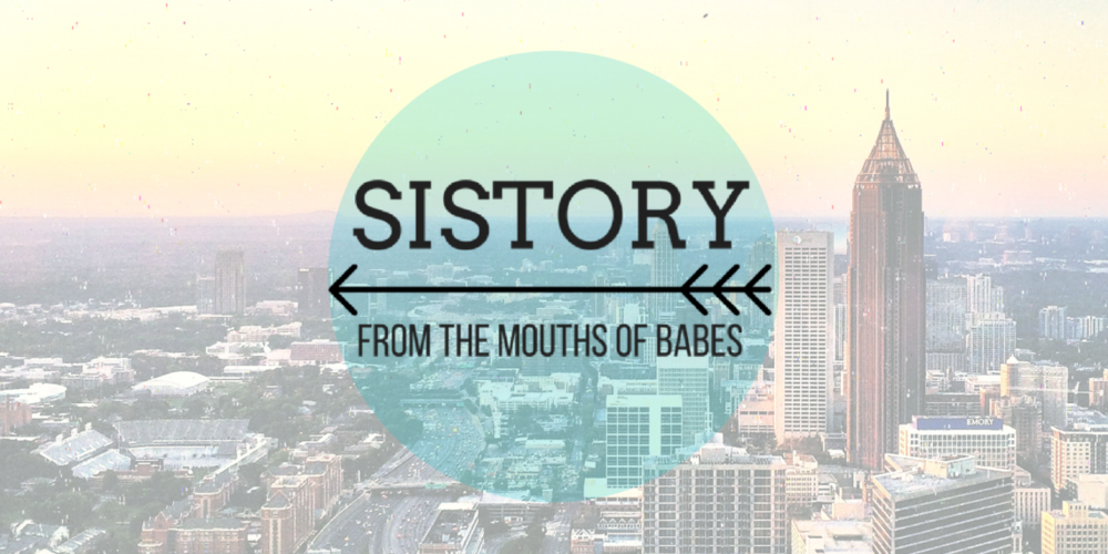 SISTORY  is a history blog and newsletter I run, with great pleasure, with my two sisters. Subscribe to the weekly emails for great stories from the past, plus your fave sitcom gifs, delivered right to your inbox every Friday.
