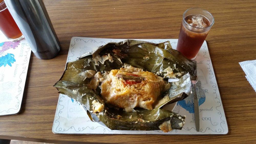 A Nicaraguan Breakfast
