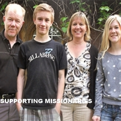 Supporting Missionaries