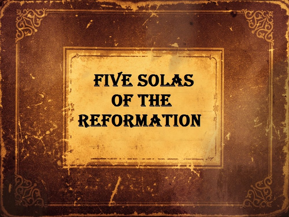 Sola Scriptura: by What Authority?