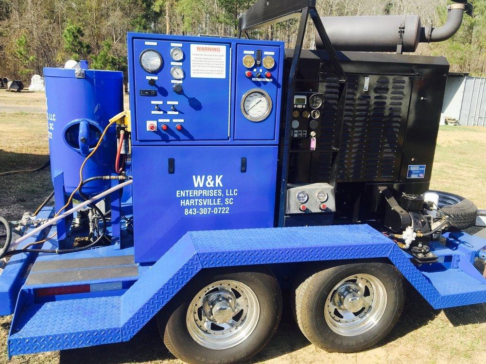 W&K Enterprise, LLC's Hydroblaster