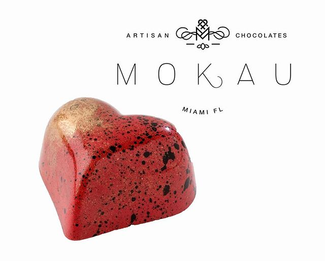 Strawberry Balsamic #mokauchocolates #miami