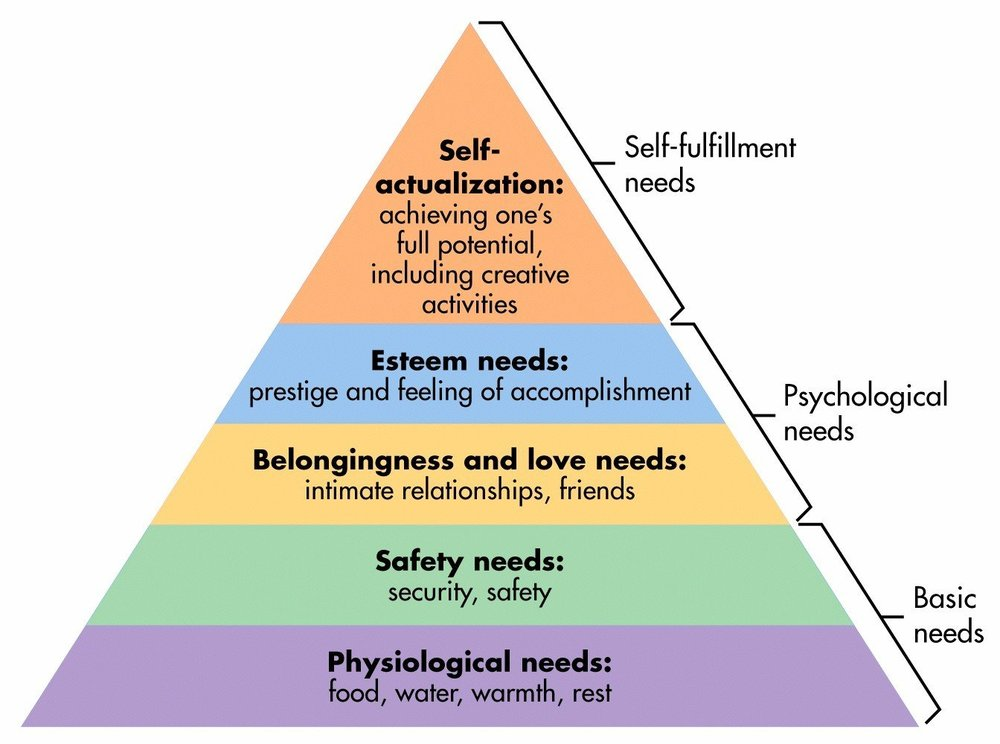 Maslow Needs Chiropractic Wealth