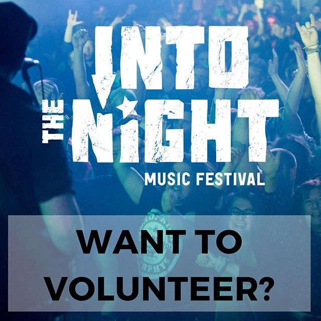 We are looking for some awesome volunteers to help us out at @intothenighthfx on March 16th and 17th. Know someone who wants to scan tickets, sell merch, serve pints etc.? Send them our way! Just drop us a DM and we'll send you the link 💥  #halifax #itn2018 #festival #music #volunteer #intothenight