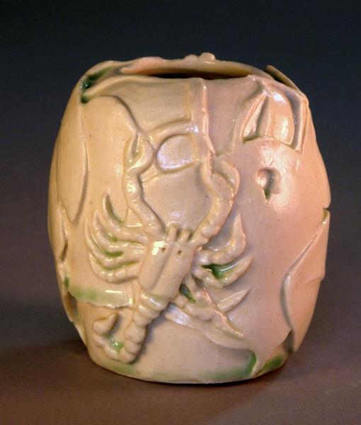 Porcelain Scorpion