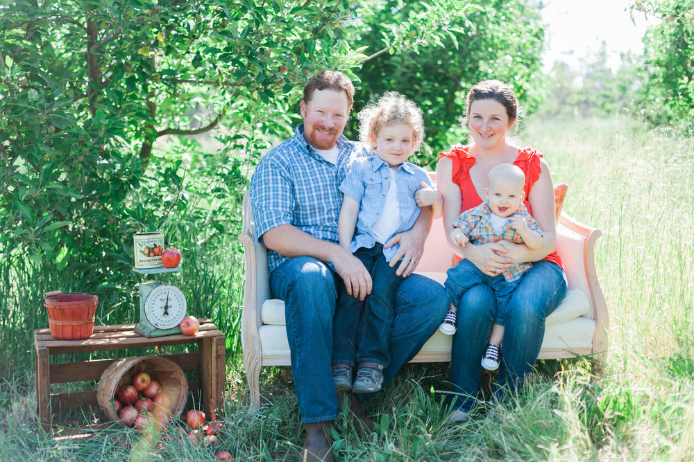 From our 2016 Fall Mini-Sessions at Bierwagen's Farm in Grass Valley.