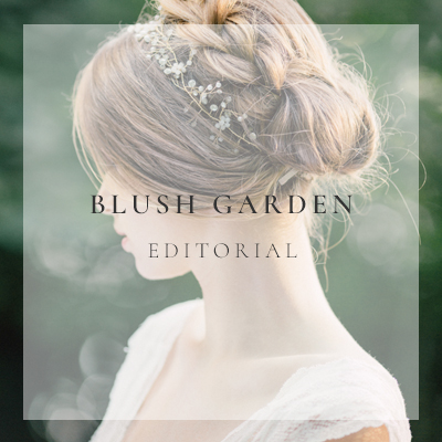 Blush Garden published on Wedding Chicks | BetterSweet Photography | Vancouver Wedding Photographers