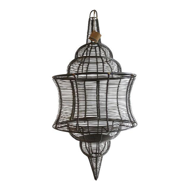 Pendant Candle Lantern, SOLD
