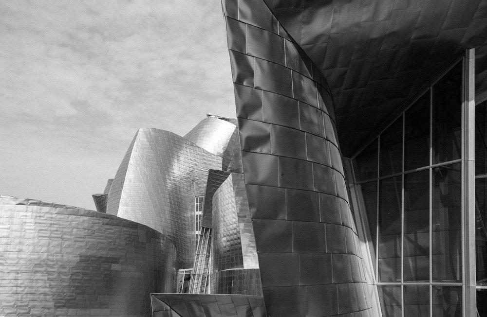Barcelona and Bilbao, Spain, 2017.