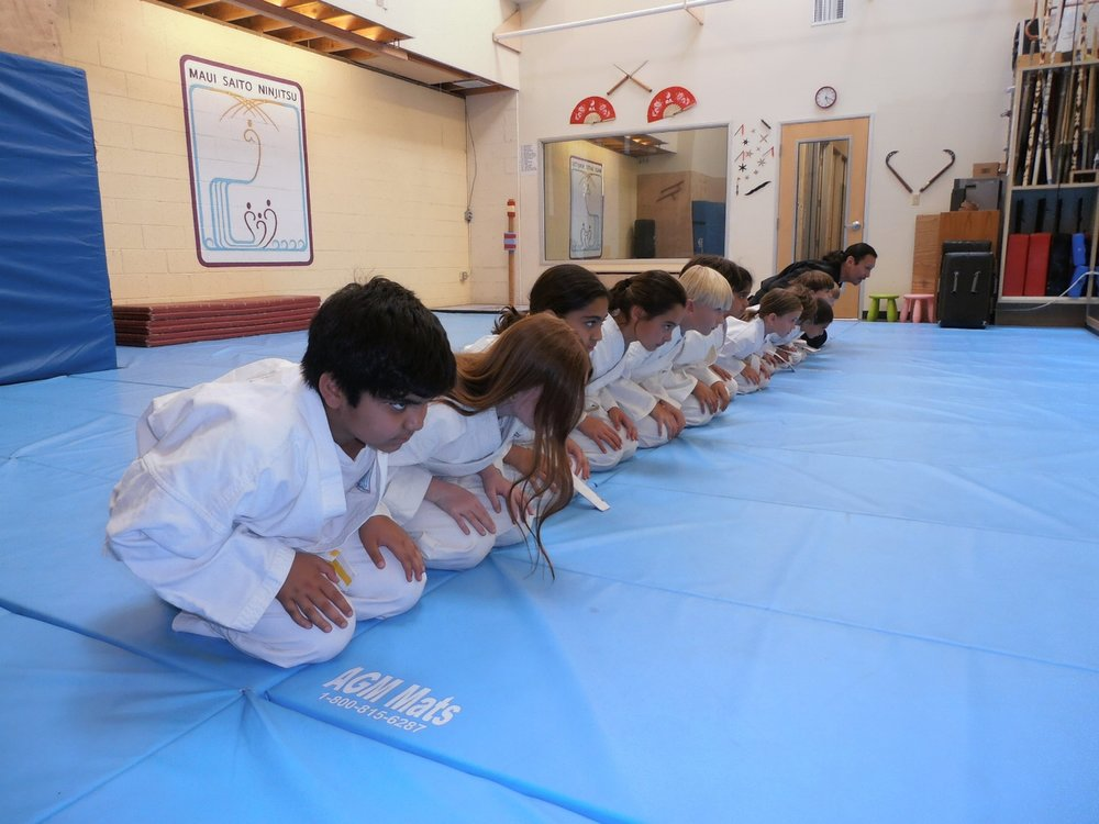 NINJA Kids   Martial Arts Classes