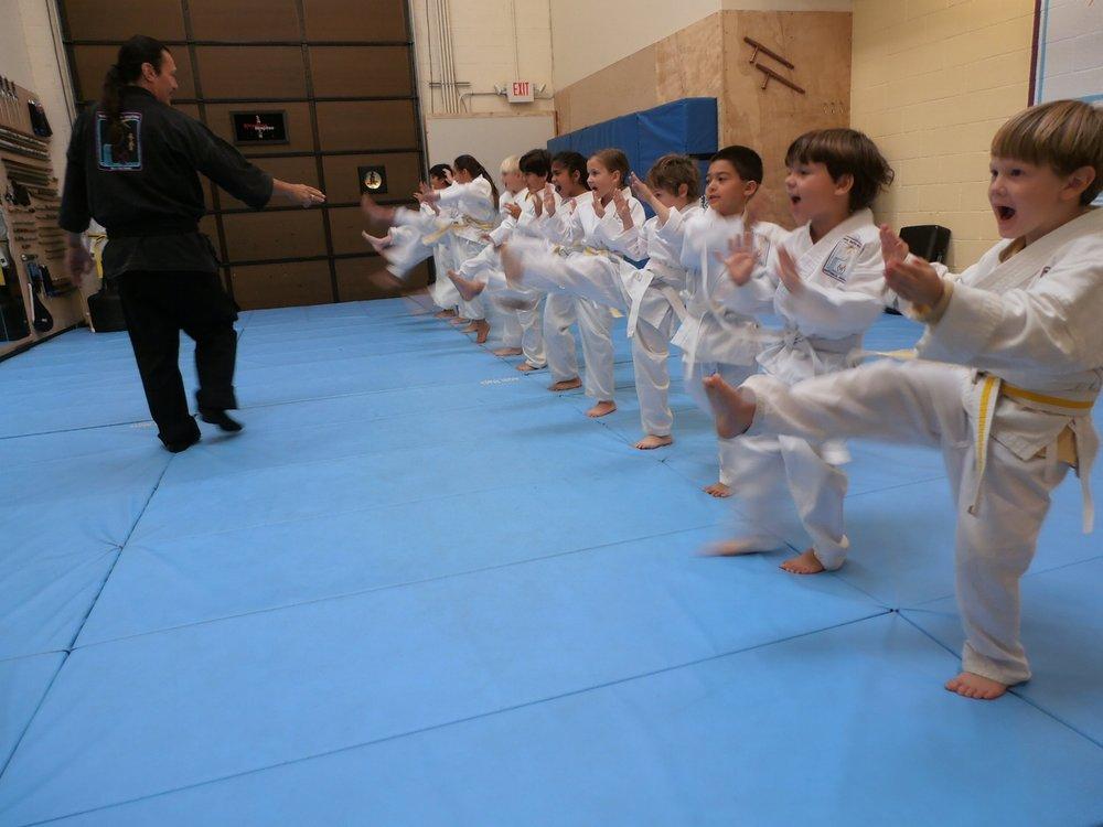 Kids   Saito Bloodline Ninjitsu