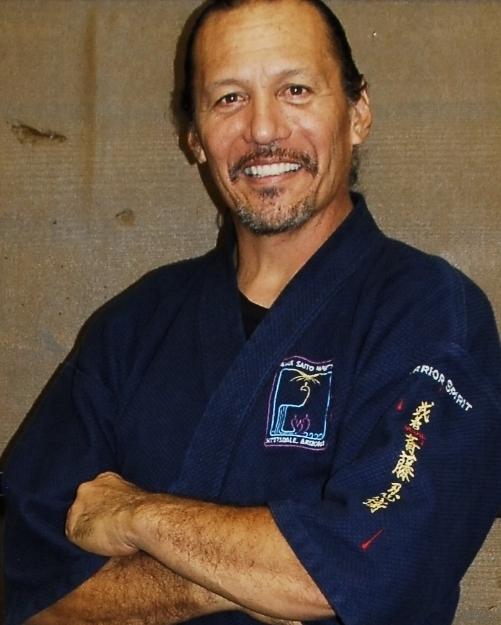 Master Maui Saito