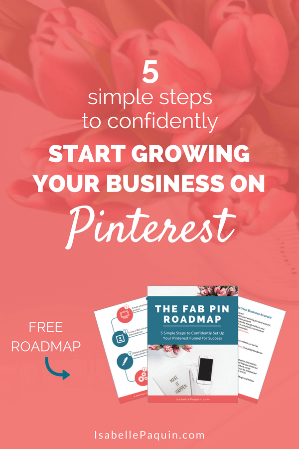 Pinterest Marketing Tips 2 - 5 simple steps to confidently start growing your business on Pinterest.png