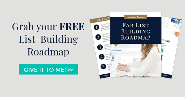 FREE List-Building Roadmap