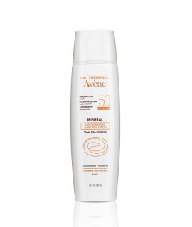 Avene Mineral Light Hydrating Sunscreen, SPF 50