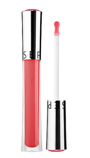 Sephora's Ultra Shine Lip Gel in 'Rose Petal'