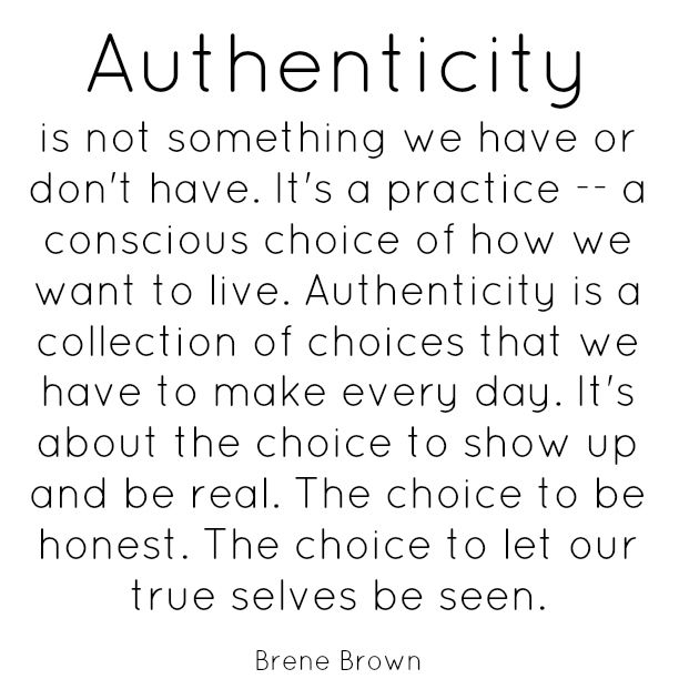 I LOVE Brené Brown.  Click image for her website.  All of her books are amazing.  (photo cred)