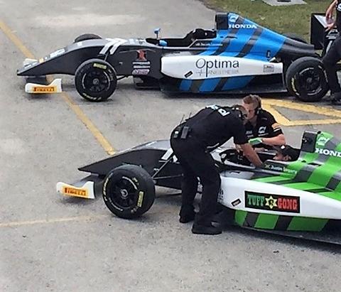 Formula 4 for Autosport Driven Marketing