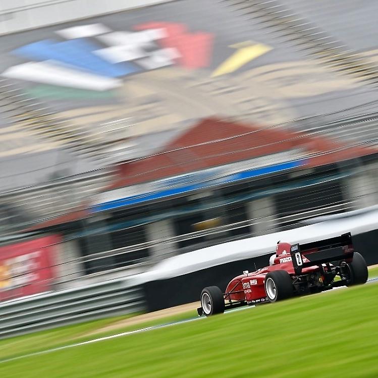 Pro Formula Mazda for Autosport Driven Marketing
