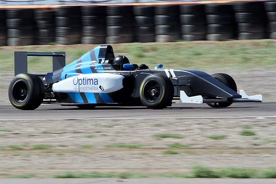 F4 US Championship Series-Mid-Ohio Sports Car Course with Formula Race Promotions                   June 28-July 1                 Jacob Loomis #21