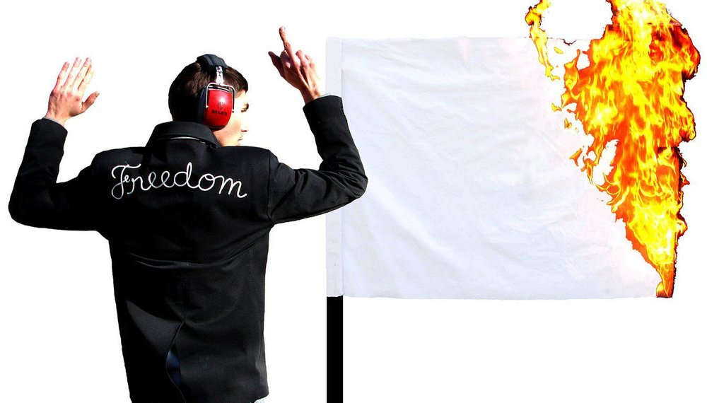 """ FREEDOM """