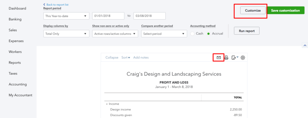 QuickBooks Online Customize Reports.png