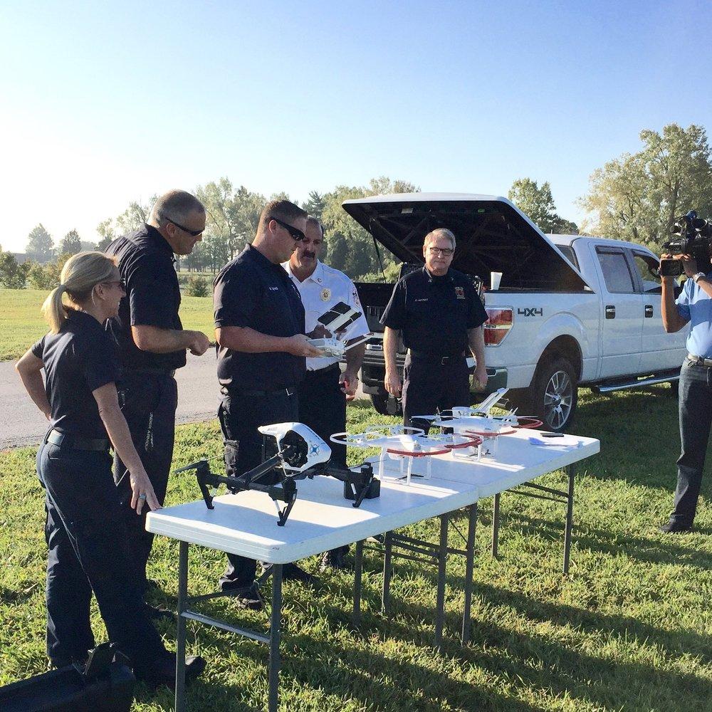 drone ground school FAA COA