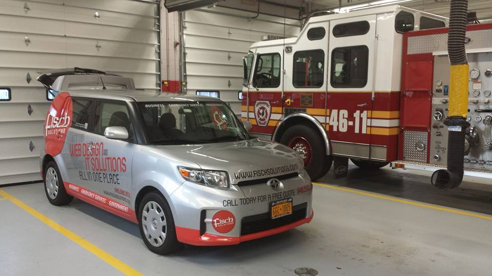 Fisch Solutions install IT solutions for Fire Service