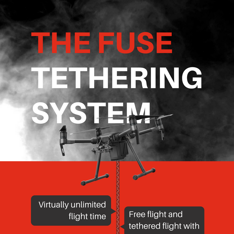Drone Aviation Group FUSE Tether System