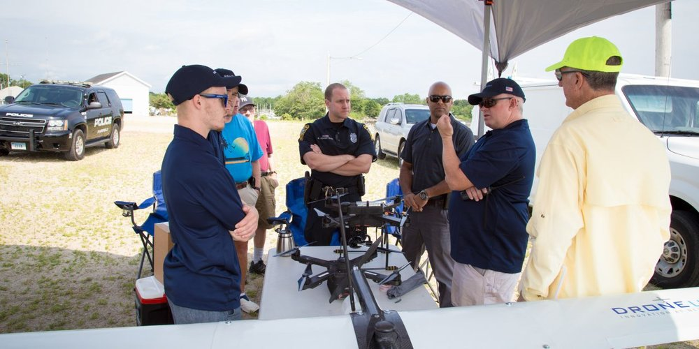 Drone USA police training and drone programs