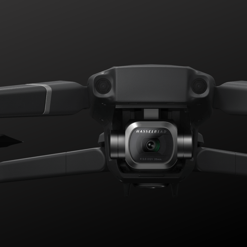 DJI Mavic 2 for police and fire
