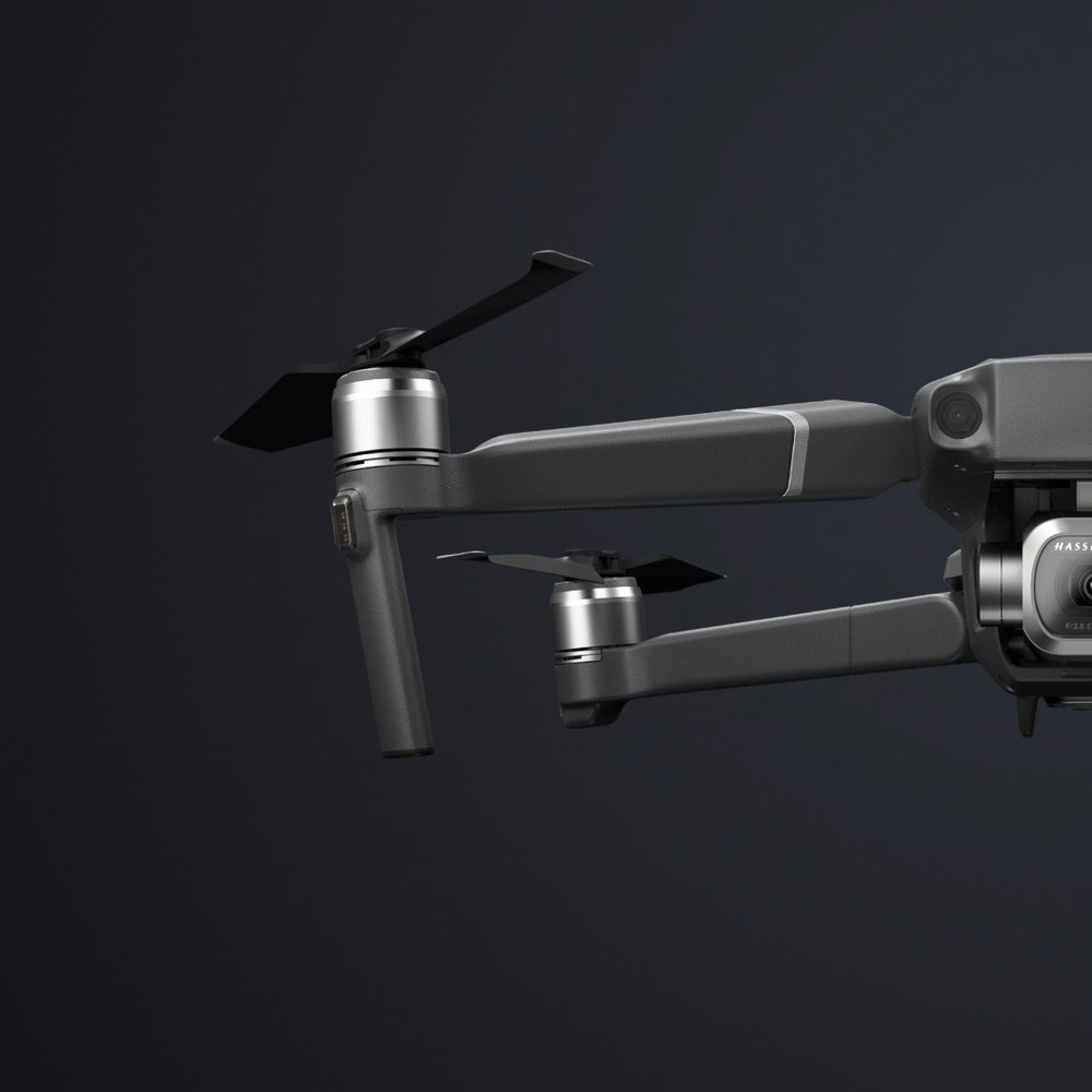 Mavic 2 Pro perfect for fire drone and police drone